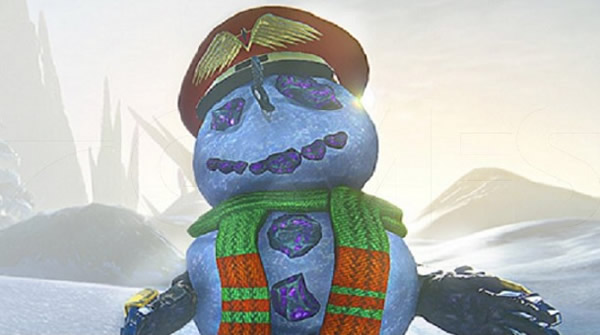 Weihnachtsevent und neue Waffen bei Planetside 2