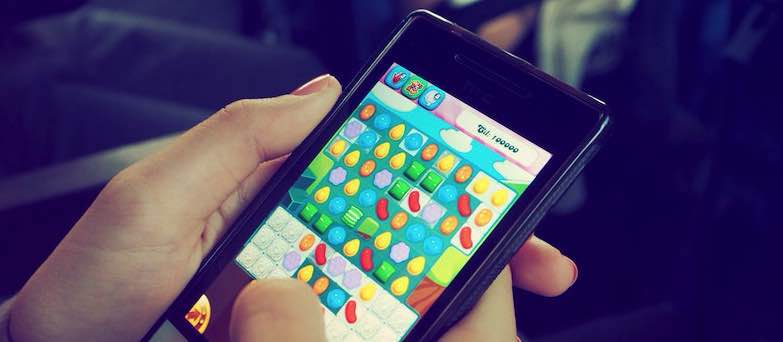 Handyspiel Candycrush - die beliebtesten Browsergames Anbieter