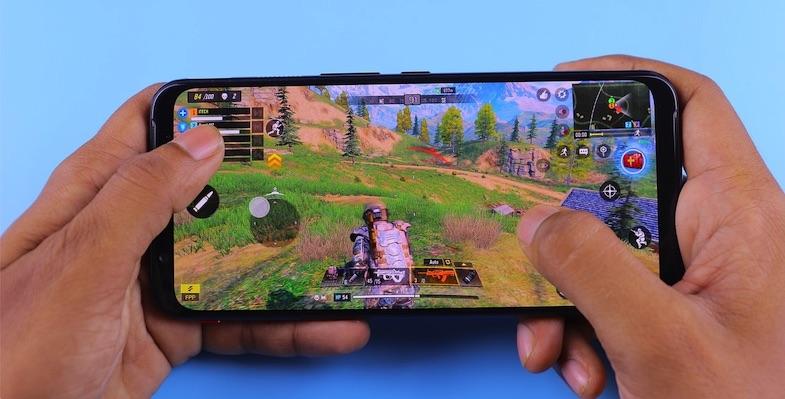Spielverhalten bei 5G Handy Spiele und Games