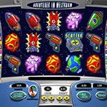 Abenteuer im Weltraum Spielautomat