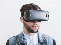 Zocken mit VR-Brille